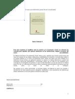 Manual de Derecho Procesal Penal - Cuarta Edición