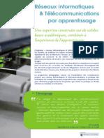 Apprentissage Reseaux Telecom