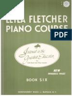 Leila Fletcher - Piano Course - Book 6