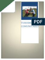 Proyecto Turismo Comunitario