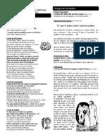 XX Domingo Ordinario_17 de agosto d 2014