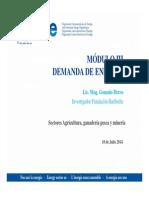 Modulo III.4 Demanda Agro Ganadería Pesca y Min 10 Jul