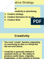 Creative Brief n Usp