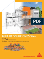 Guia de Soluciones Sika 2014