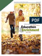 Education Guide-Fall 2014
