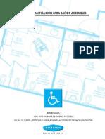 Guía de Planificación Para Baños Accesibles