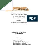 Juan Fernando Jimenez Diaz - Medicina Naturista y Fitoterapia