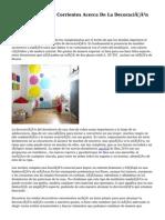 Algunas Preguntas Corrientes Acerca De La Decoración De Dormitorios