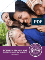 Scentsy Standards - Scentsy Policy and Procedures Revamped 2014