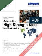 Automotive High Strength Steel:North America