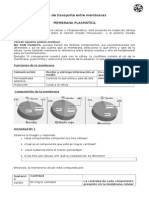 Guía de Transporte Entre Membranas 2014