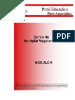 Nutrição Vegetariana II