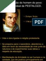 1-MANOEL- Pestalozzi, Herbart, Froebel e Herbert Spencer
