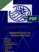 Marketingmix Final