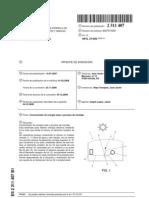 Concentrador de energía solar y proceso de montaje.