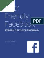 User Friendly Facebook