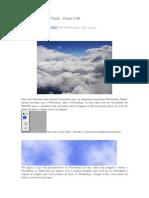 Fazer Nuvens Em Flash