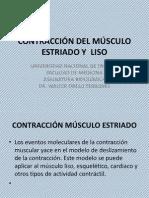 Contracción Músculo Estriado-liso