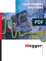 Megger Book Fault Finding Solutions