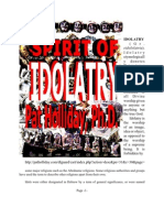 Spirit of Idolatry