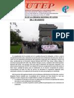 Oficios SUTEP - MINEDU 08-2014