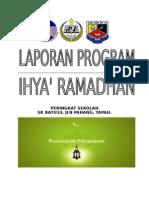 Laporan Ramadhan Sk Batu 14