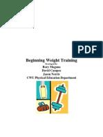 Weight Training 297