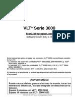 Manual Variador Danfoss VLT 3000 Español