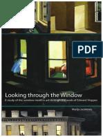 Looking Through the Window - MA Thesis CAMS - Marija Jacimovic