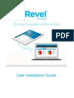 REVEL POS QSR Restaurant Install Guide