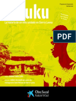 Historia de un niño soldado en Sierra Leona