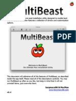 MultiBeast Features 6.4