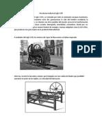 Revolucion Industrial Siglo XVlll