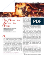 84872585 Aventura D D 3 5E Eberron El Foso Del Senor Del Fuego Fragmentos de Eberron Parte 3 Traducido de Revista Dungeon 125