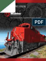 Wa Btec Locomotive Product Catalog