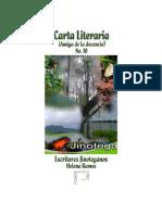 Carta Literaria No. 10