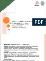 Psikologi Industri Dan OrganisasiII