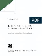 Sommer Doris_Ficciones Fundacionales_ Las Novelas Nacionales de America Latina