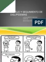 Dislipidemias Nutri
