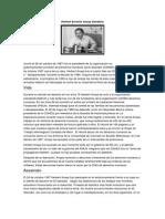 Biografia Herbert Ernesto Anaya Sanabria
