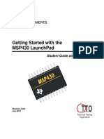 MSP430 LaunchPad Workshop v2.22