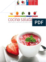 Libro Cocina Saludable II 20111