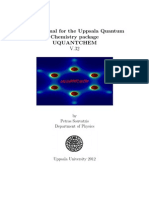 quantum chromowikidynamics