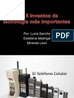 5inventosmasimportantesdelatecnologia-120322124255-phpapp01