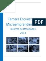 Informe de Resultados EME 3