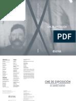 Cine de Exposición. Instalaciones de Andrés Denegri