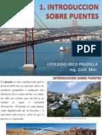 Introduccion Sobre Puentes