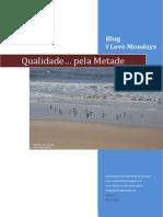 E-Book Qualidade... Pela Metade_Blog I Love Mondays Edição 2