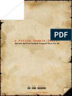 Public Domain Treasures