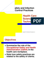 safety and infection control practices